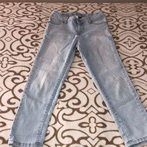 Cherokee mom jeans
